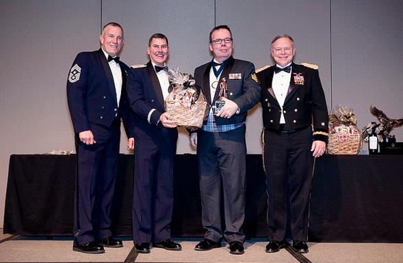 WADS wins four Washington Air National Guard awards