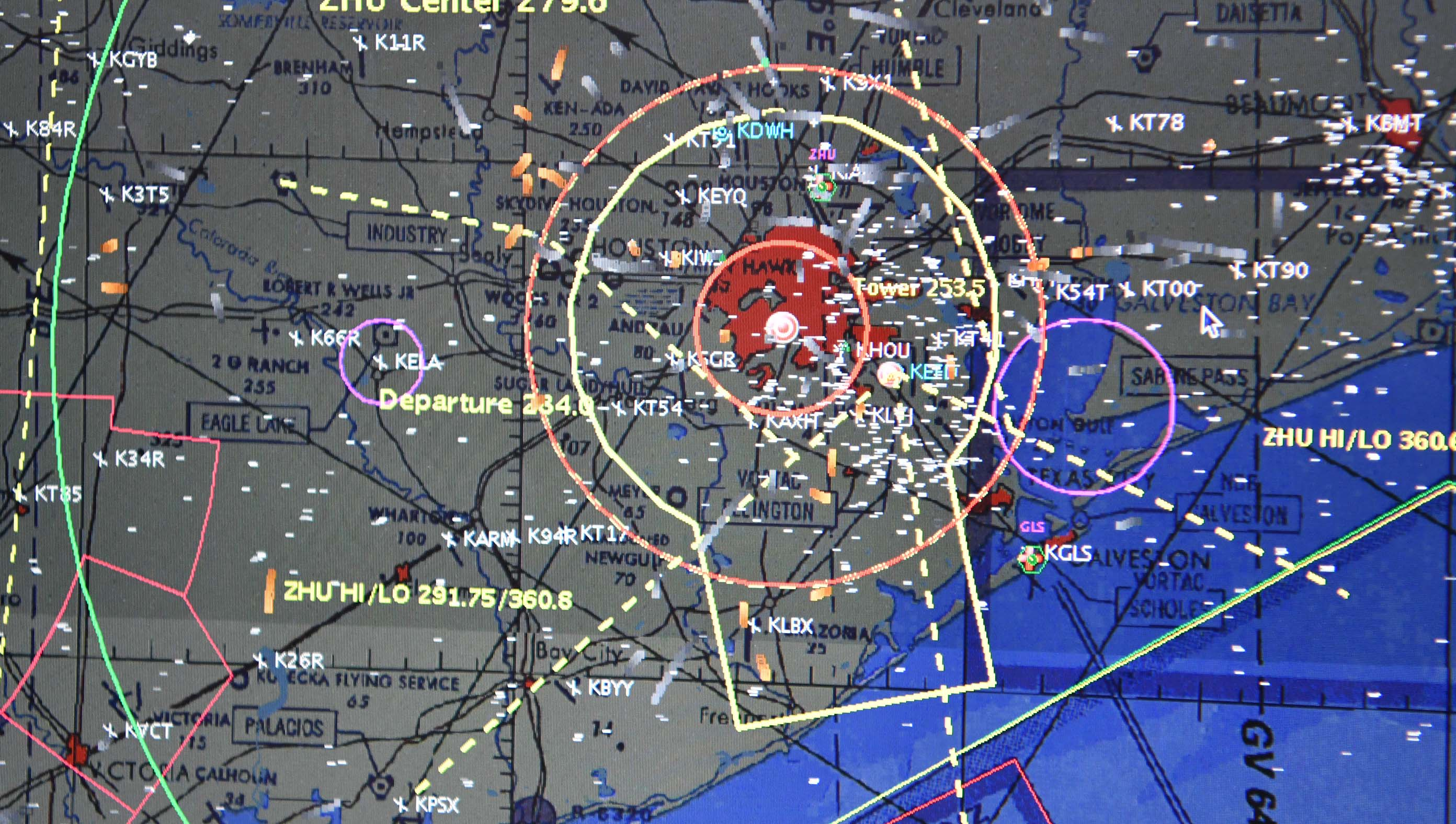 WADS keeps airspace secure during Super Bowl LI