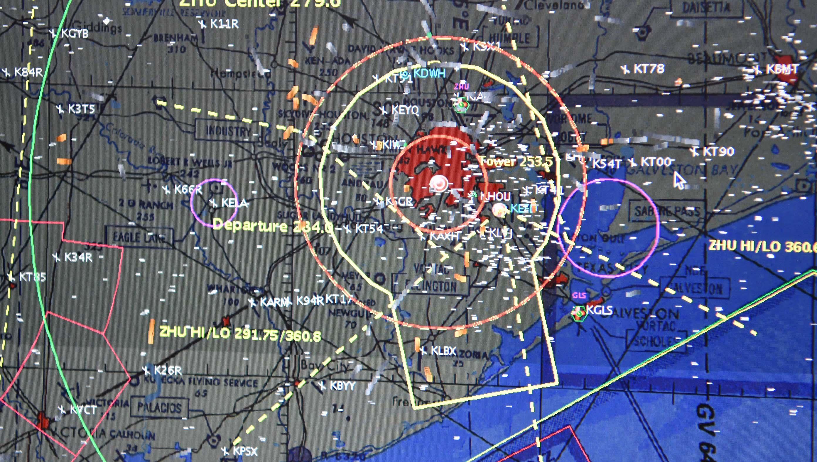 WADS keeps airspace secure during Super Bowl LI