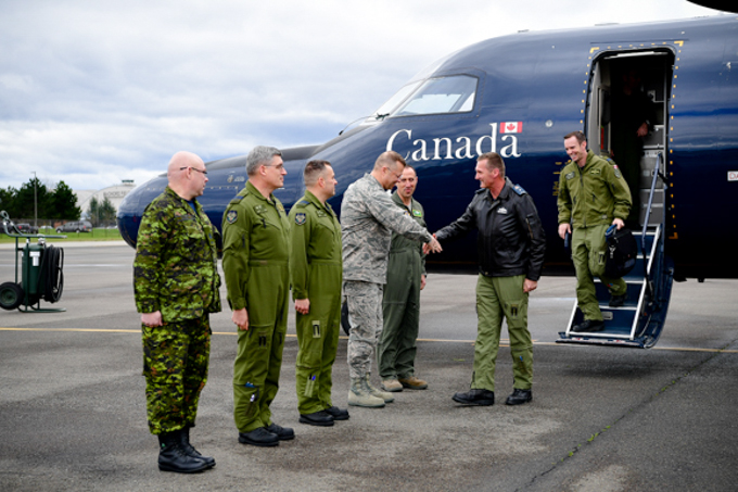 WADS awarded 2nd Canadian Air Division Commander's Unit Commendation