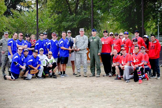 U.S. wins WADS Softball Challenge Cup 25-10