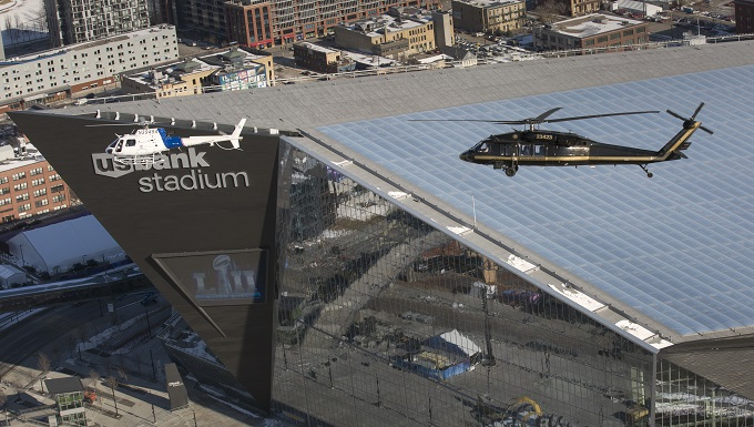 WADS provides air defense for Super Bowl 52