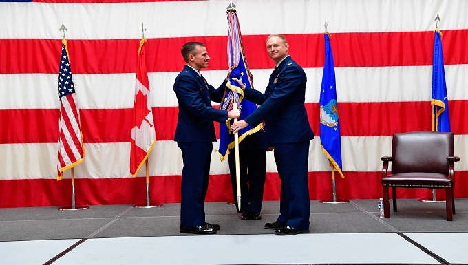 Lewis assumes command of WADS