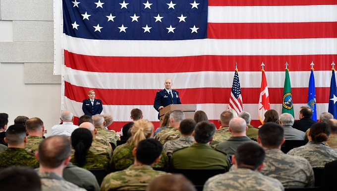 Bosselmann assumes command of the 225th Support Squadron